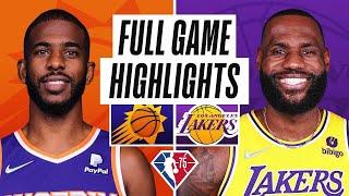 Фото Los Angeles Lakers Vs. Golden State Warriors Full Game Highlights   NBA Season 2021-22