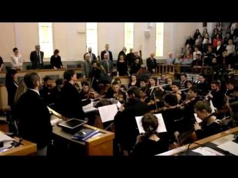 Inno alla gioia - Concerto del Conservatorio