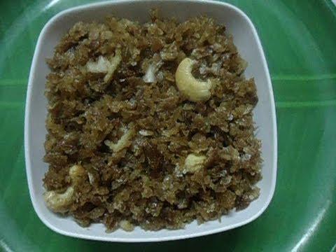 Soaked Beaten Rice Jaggery Recipe - Aval Kuthirthatu - Festival Recipe