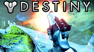 Destiny: BEST PVP CLASS LOADOUT! 40 Kills & Slayer Medal Crucible Gameplay (Voidwalker Warlock)