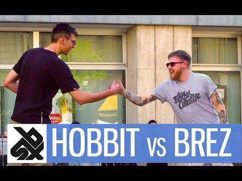 HOBBIT vs BREZ    Florida Beatbox Battle 2017     1/8 Final