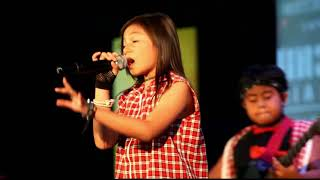 Lagu nasional SYUKUR rock version by Skubidu Band  -  Band Cilik Semarang