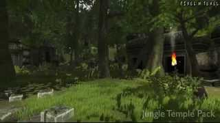 Jungle Temple Pack - Unity Asset Store