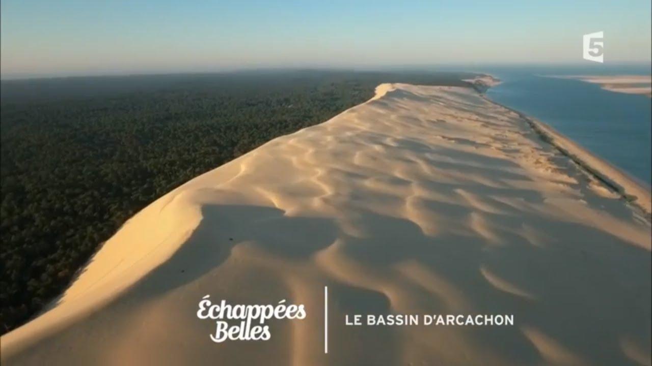 Les plaisirs du Bassin d'Arcachon - Échappées belles
