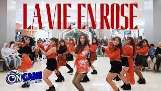 [KPOP DANCE IN PUBLIC CHALLENGE] IZ*ONE (아이즈원) - 라비앙로즈 (La Vie en Rose) by PRIDE from INDONESIA