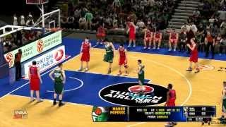 NBA 2K14 Gameplay [ PC HD ]