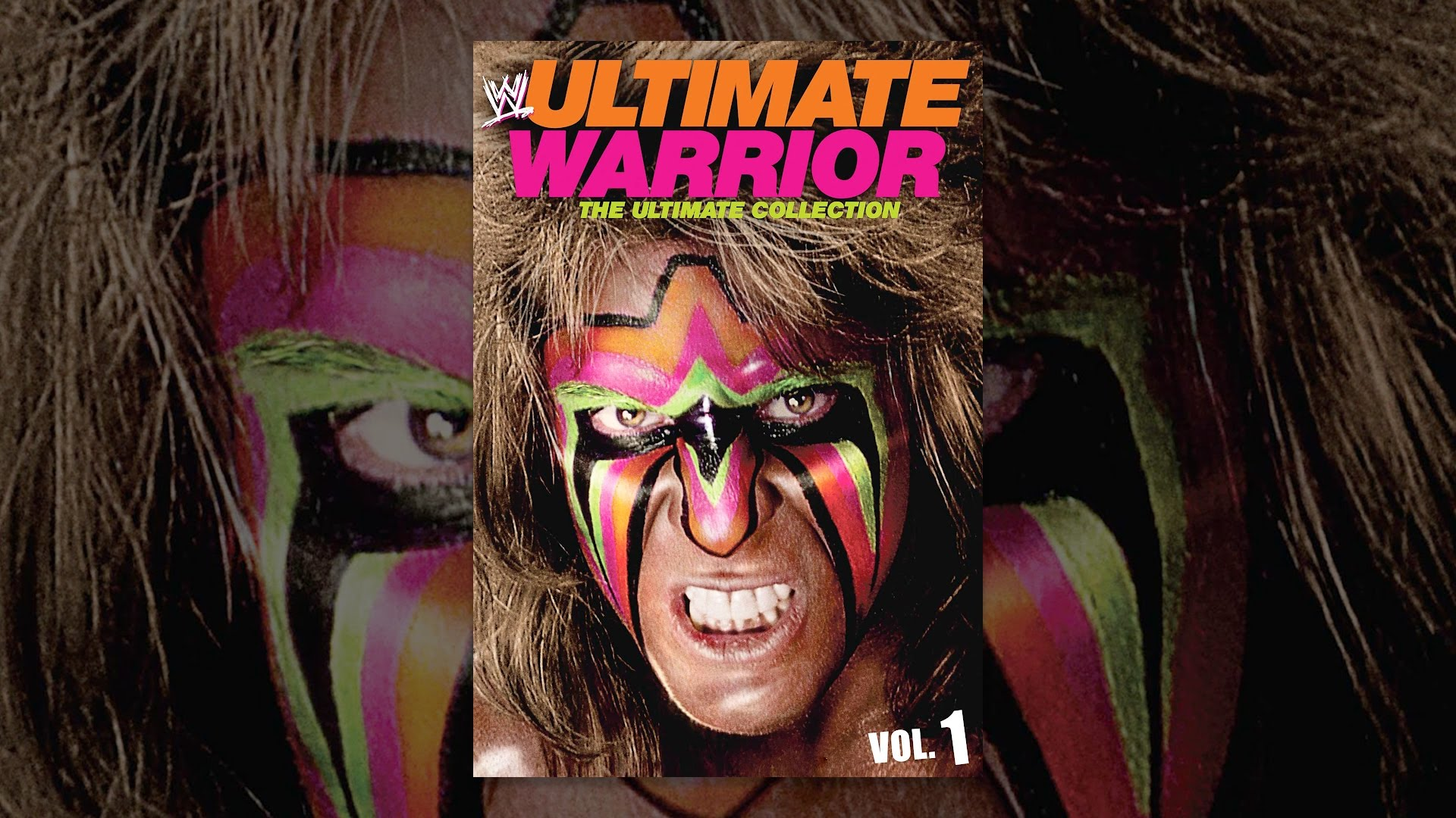 WWE: Ultimate Warrior: The Ultimate Collection: Volume 1