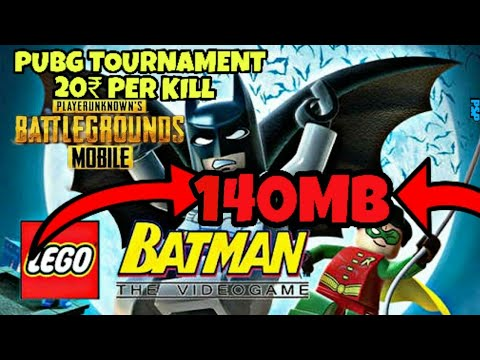 [140MB]HOW TO DOWNLOAD LEGO BATMAN  THE VIDEO GAME FOR PPSSPP IN HIGHLY COMPRESSED VERSION