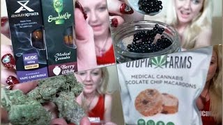 weed, hash, clothes and caviar?! | SOCAL CANNABIS CUP HAUL | CoralReefer