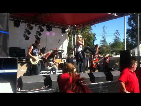 Tonight Alive - Wasting Away Live at Perth Soundwave 2012