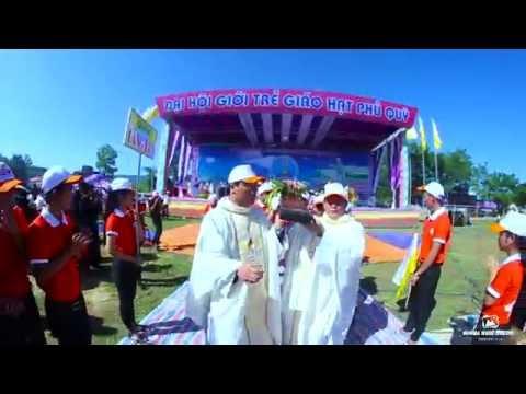 Giáo Hạt Quy Hậu đón nhận và cung nghinh Thánh Giá