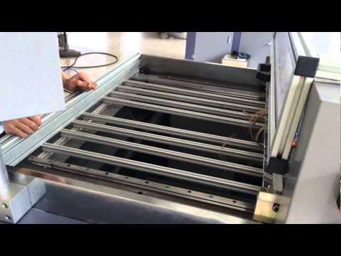 ZJ1000 Plate-type Grooving Machine for Jewelry Box