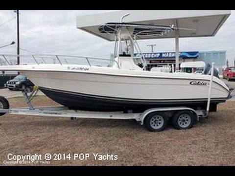 unavailable used 2000 cobia 224 in mandeville louisiana rh youtube com Tracker Boat Switch Wiring Diagrams 12 Volt Boat Wiring Diagram