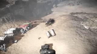 Ravaged Video Game, Development Diary Gyro Vehicle HD - Video Clip - Game Trailer - Game Video - Gam