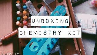 Unboxing Chemistry Kit //