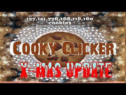 Cookie Clicker Christmas