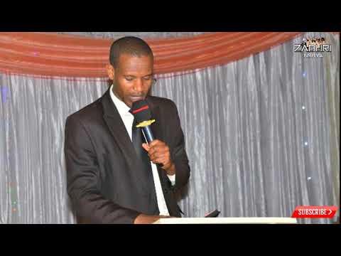 IMBARAGA Z'AMASENGESHO hamwe na Mwalimu J.Paul NZARAMBA