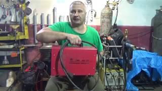 сварочный аппарат Kalibr SPI-200A обзор