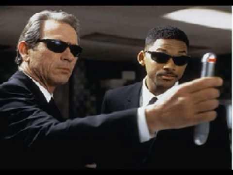 MEN IN BLACK BSO ( Men in black soundtrack. Will Smith)