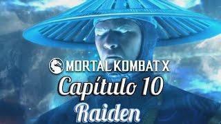 Mortal Kombat X - Capítulo 10: Raiden | Historia