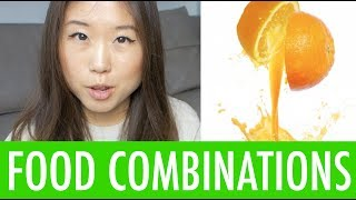 Food Combinations: Better Digestion, Lose Weight & Acne