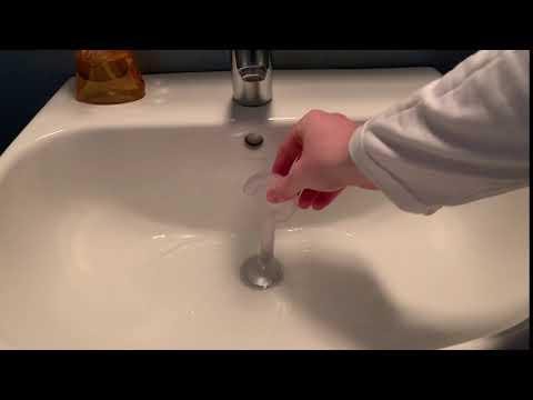 How To Fix Stuck Bathroom Sink Stopper - Artcomcrea