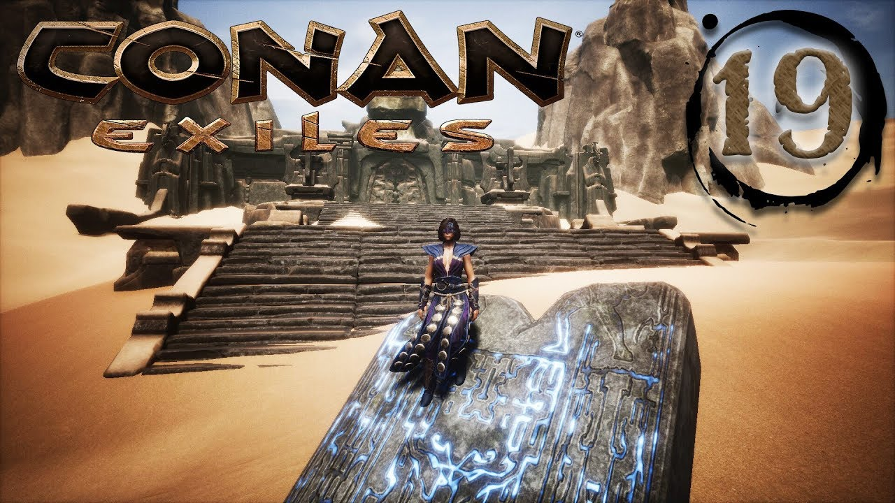 CONAN EXILES - new Best  upcoming action games for Android