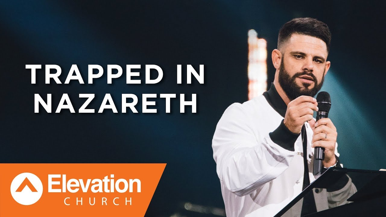 Trapped In Nazareth | Savage Jesus | Pastor Steven Furtick