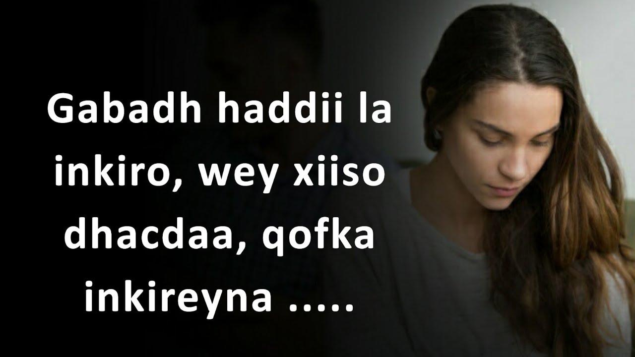 Xaqiiqooyin CILMI NAFSI oo Ka hadlaya Dareemaha Qofka | Jacayl
