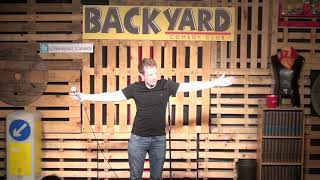 Jack Hester   Live at The Backyard Comedy Club in Bethnal Green, East London