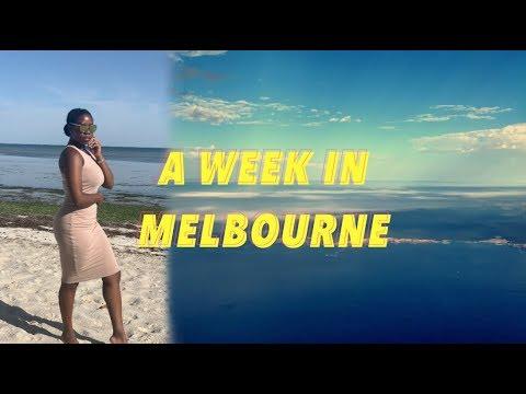 A Week In Melbourne
