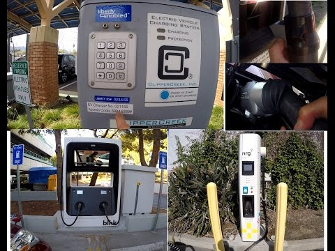 5 Mistakes Made at Various EV Charging Stations
