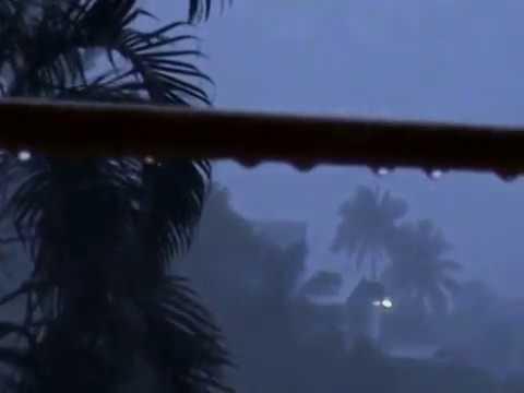 Rain in Suva !