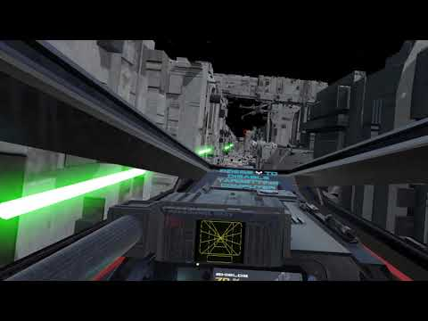 Fan-made Star Wars VR Death Star trench run also researches sim sickness