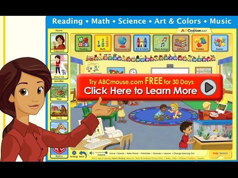 ABCmouse.com Early Learning Academy Free Trial! - YouTube