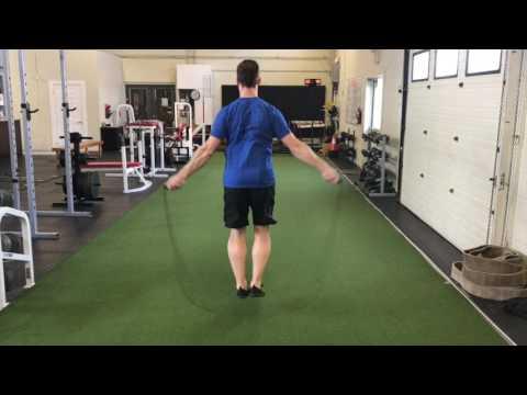 Achilles Tendonitis Rehab Phase 3