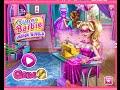 Barbie Games - Super Barbie Design Rival Game