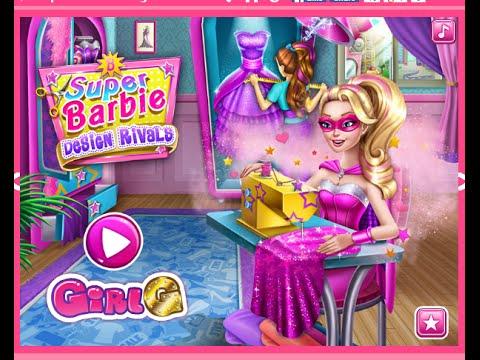 Super Barbie Spiele