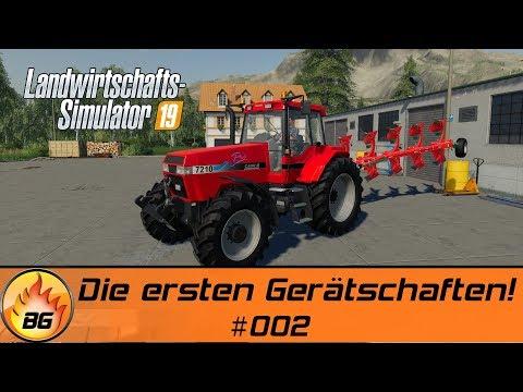 LS19 - Felsbrunn #002 | Die ersten Gerätschaften! | Landwirtschafts Simulator 19 | Lets Play [HD]