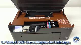 HP Deskjet 3520: How to Change…