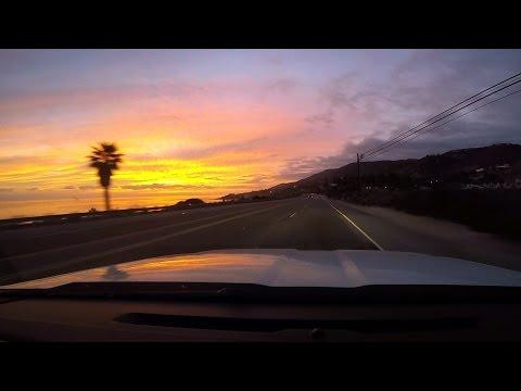 GoPro HERO4 Video Pacific Coast Highway Today 10-14-14