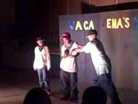 Vaca pena middle school got talent