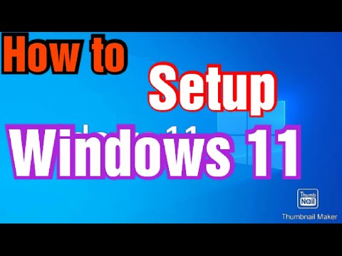How To Install Windows 11 || New Version Of Windows 2020