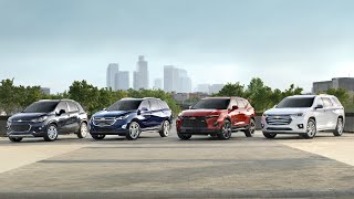 Chevy Family of SUVs - Hidden: Chevy Commercial | Chevrolet