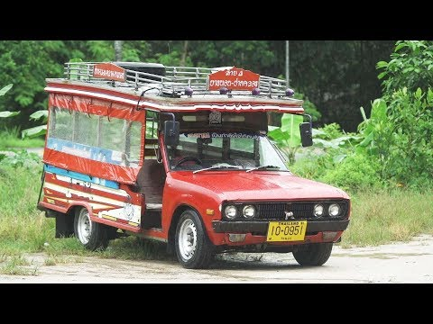 รถไม้แห่งเมืองระนอง - วันที่ 09 Aug 2019