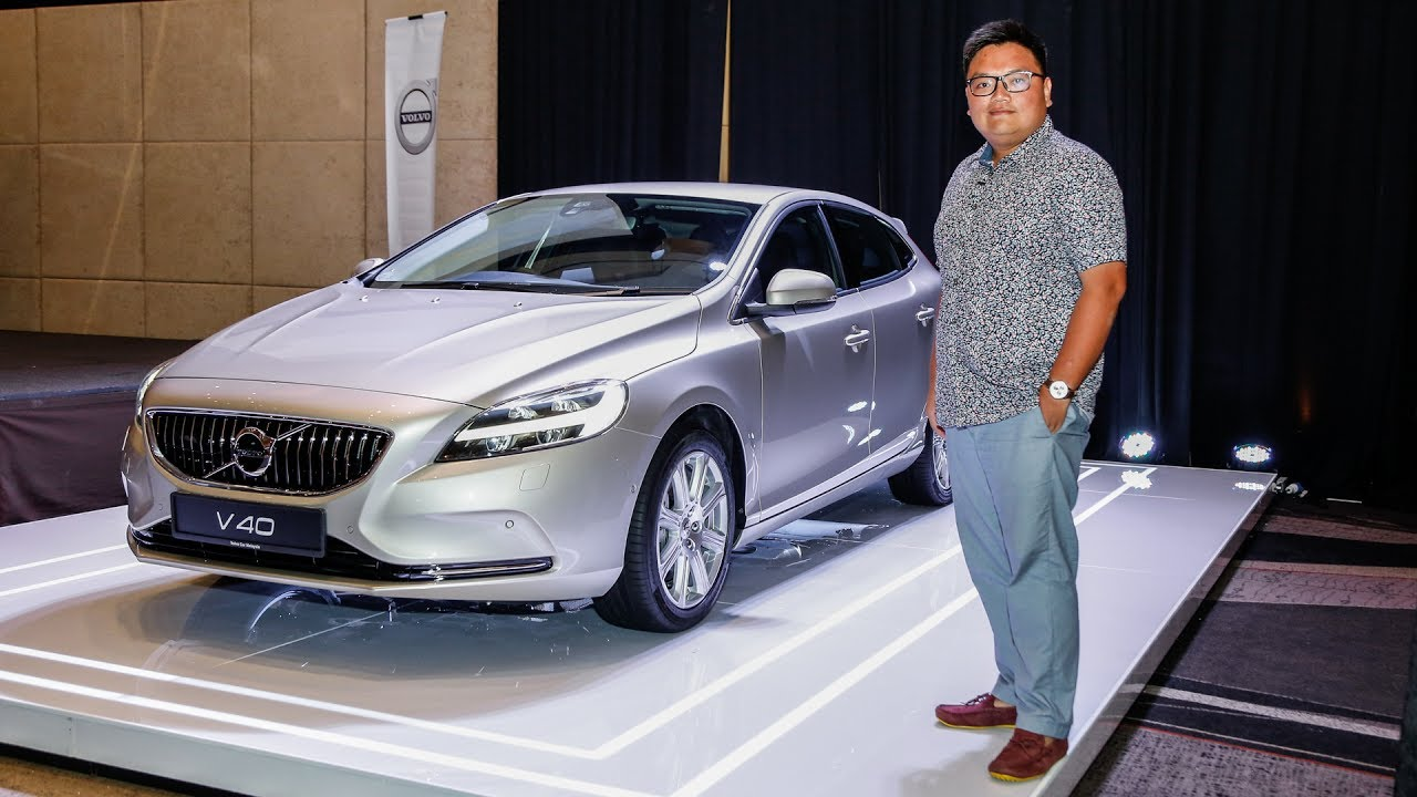 Volvo V40 facelift launched in Malaysia - T5 Inscription priced at