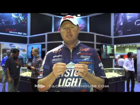 Duo Realis Spinbait 90 With Casey Martin | ICAST 2014