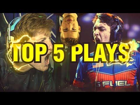 BEST PLAYS FROM CWL PLAYOFFS!