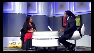 Pamela Nomvete talks about her moving memior