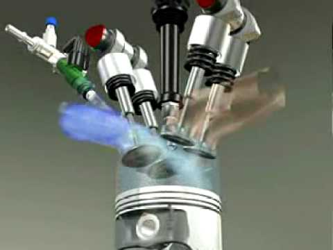 Injection In Car Engines Youtube